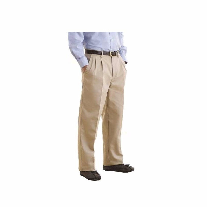 heren pantalons grote maten