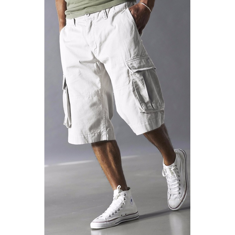 Korte Broek Grote Maat Heren.Witte Bermuda Shorts Voor Heren Korte Broeken Grote Maten Shop