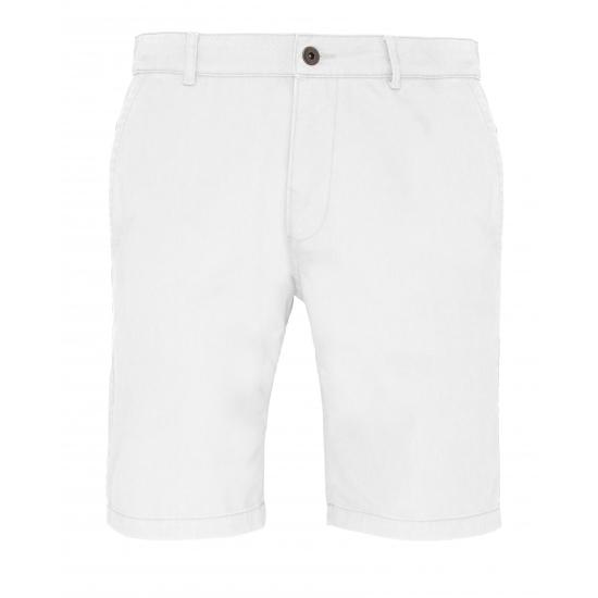 Korte Broek Grote Maat Heren.Witte Katoenen Korte Broek Voor Heren Uni Korte Broeken Grote